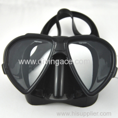 professional silicone mask/military face mask/scuba diving equipment