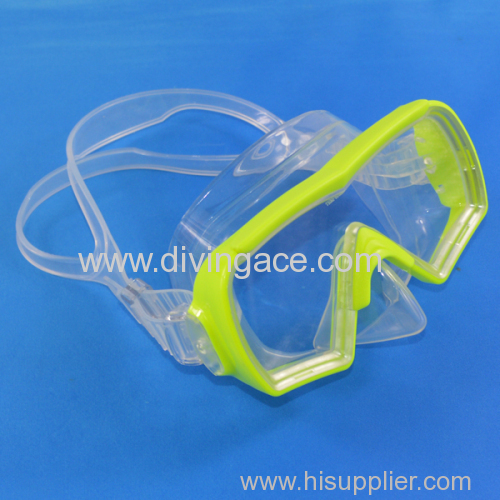 ODM swim diving mask/tempered glass diving mask/diving mask