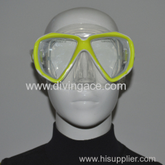OEM swim equipment free diving scuba for children