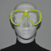 OEM watersprot equipment/child diving mask