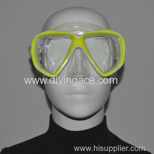 OEM swim equipment free diving scuba for children