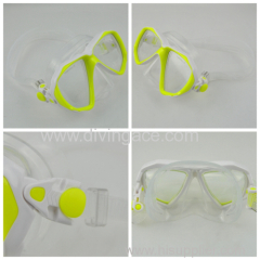 ODM neoprence diving mask/diving goggles supplier