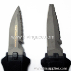 Blade for hunting&spearfishing knife/diving knife