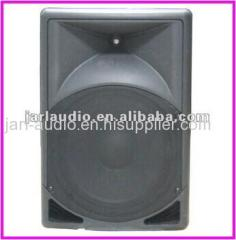 15 inch Hot Sale Plastic Speaker