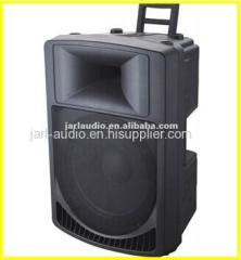 12 inch Professional Portable Plastic Active Speaker