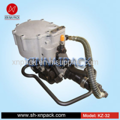 KZ-32 32mm pneumatic steel buckled strapping machine