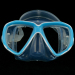 swimming mask for diving/silicone diving equipment