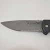 Holding titanium cutter knife with HRC 50