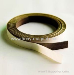 Custom Flexible Magnetic Strip
