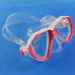 New product rubber diving goggles/freediving mask