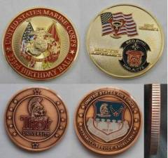 2014 promotional challenge coin
