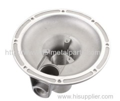 Investment casting chemical equipment parts