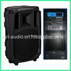 8 inch 2 way passive plastic cabinet speaker