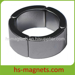 Buy Neodymium Magnet Arc Shaped
