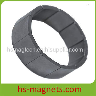 Motor Permanent Rare Earth Segment Magnets