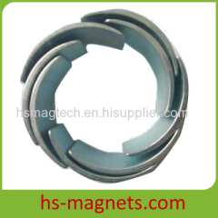 Sintered Motor Permanent Segment Magnets