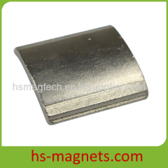 Segment Sintered NdFeB Magnets