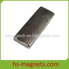 Segment Arc Sintered NdFeB Magnets