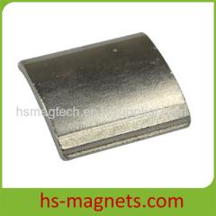 Sintered Motor Segment Magnets