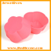 hot sale product silicone bakeware flower shape