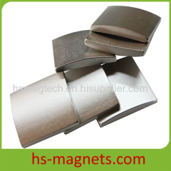 Sintered Motor Rare Earth Segment Magnets