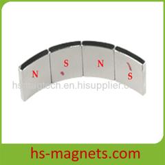N45H Sintered Neodymium Motor Magnets