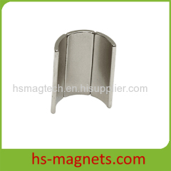 Permanent Rare Earth Segment Magnets
