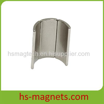 Permanent Rare Earth Segment Magnets