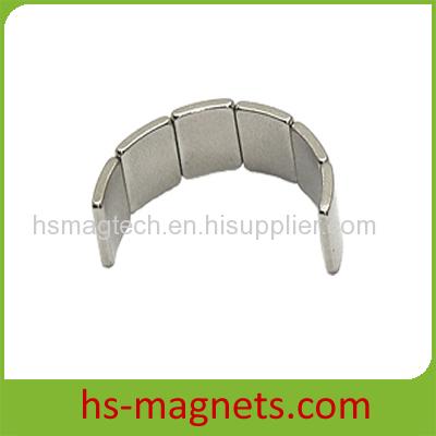 N30SH N33SH N35SH N38SH N40SH N42SH Segment Magnets