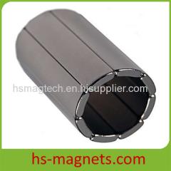 N35-N52 N35M-N48H N35SH-N45SH Sintered Motor Magnets