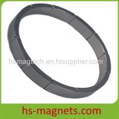 low weight loss neodymium arc magnets