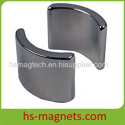 Permanent Arc NdFeB Magnet