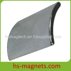 n30UH-n38UH Sintered Motor Permanent Segment Magnets