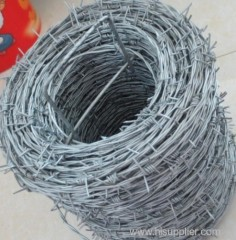 Heavy Galvanizing Steel Barbed Wire