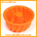 silicone pumpkin muffin mold china