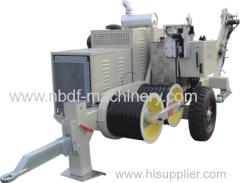 150 KV Overhead Power Line Stringing Equipment and Tools