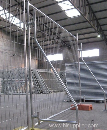 Portable Wire Mesh Tem Panels