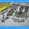 Chinese high precesion automation equipment components cnc machining maker CNC turning & milling service supplier