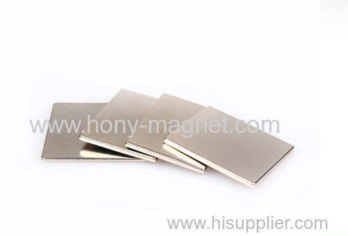 Strong Permanent Neodymium Magnets