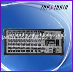 12 Channel Audio Power Mixer