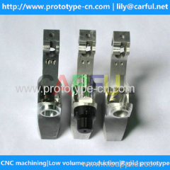 offer Chinese high precision aluminum alloy components CNC machining milling turning service