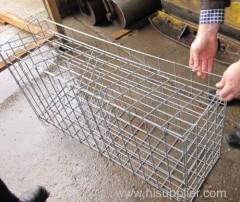 Zinc-Aluminium Welded Gabion Mesh Box