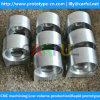 good quality 6061 6063 6082 7075 high precision aluminum automation equipment parts for cnc machining maker in China