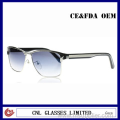 China Handmade High Quality Custom Italian Design Sunglasses