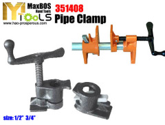 pipe clamp aluminium clamp Long T type Clamp