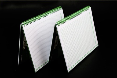 double wire registered journal notebook A5
