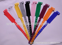 plastic ID bands/plastic wrist band/patient ID bracelets/ID band