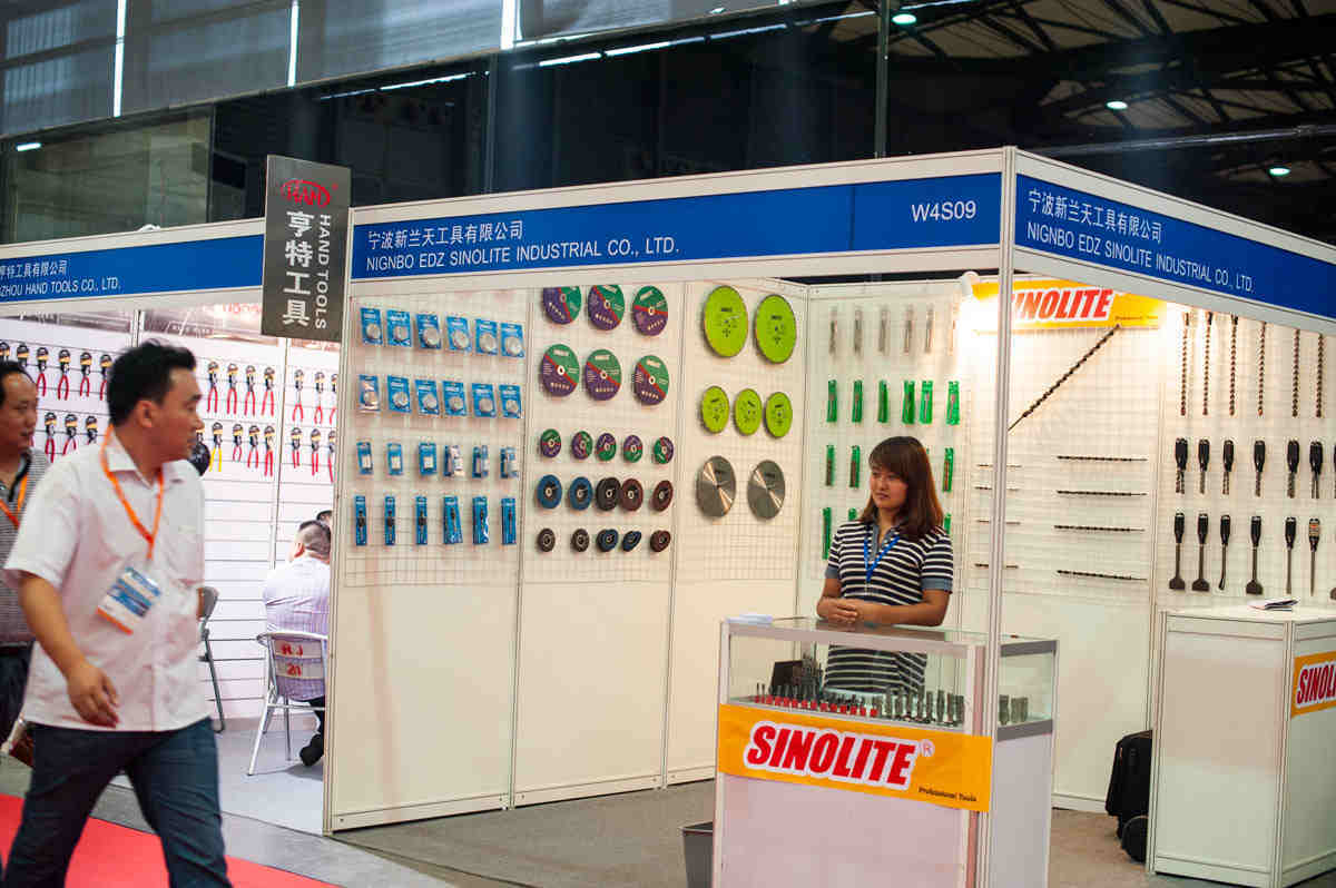 Practical World Shanghai Sept.18-20, 2014 Booth number: S09, at hall W4
