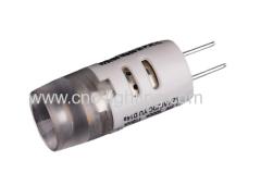 1.5W Plastic G4 LED Lamp with SMD3020 Samsung LEDs(AC/DC 12V)