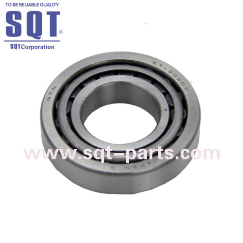 Excavator Final Drive 30207 Tapered Roller Bearing